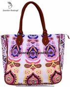 Hippie Tapestry Handmade Boho Hobo Tote Bags Hand Shoulder Bags Cotton Indian Mandala Bags For Woman