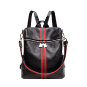 Yy.f New Fashion Leather Shoulder Bag Handbags Leather Backpack Stylish Outer Practical Inner
