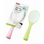 Pastel paddle it! Hygienic and place the spatula used