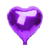 cici store 10 Pcs 46cm Heart Love Balloons Valentines Wedding Christmas Party