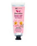 IDC Institute - From Nature Rose hip Hand Cream Restorative & Anti-Ageing 75 ml