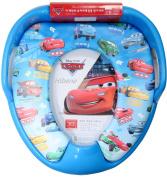Disney Pixar Cars Children Potty Soft Toilet Training Handle Seat Cover