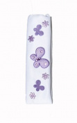 """Baby, Girls Butterfly Bandeau Hairband In Fantastic Colour Mixes With Diamante """"Gems"""" For Bling!"""