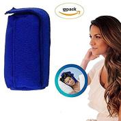 12Pcs Sleeping Hair Curler Set Nighttime Hair Rollers Heat-Free Rollers Hair Care