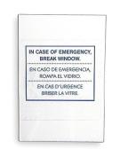 Battalion 2NEU3 Acrylic Sheet 7.6cm W Emergency Key Box