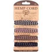 Braided Hemp Cord, 2.9m, Naturals