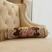 Baozengry The Living Room Sofa Bed Pillow Cushion And Pillow Headrest Backrest,Candy Pillow,Chunhuaqiuyue - Coffee Candy Pillow