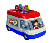 AMAV Paw Patrol Ice-Pops Truck Machine Kit for Kids - DIY Make Your Own Paw Patrol Ice-Pops with Your Favourite Characters!