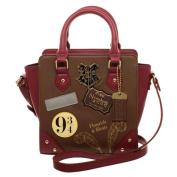 Official Ladies Harry Potter Hogwarts Platform 9 3/4 Mini Brief Handbag