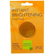 Andalou Naturals - Instant Brightening Face Mask Pumpkin & Honey - 10ml