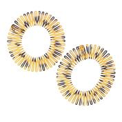 Zac's Alter Ego® Pair of Black Flexi Combs/ Shark Combs/ Hair Combs