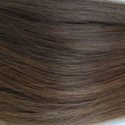 """Stick Tip 1.0g Remy hair extensions 50 Strands 20"""" Dark Mouse Brown"""