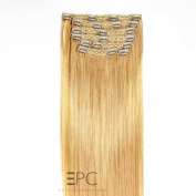 Clip in Hair Extensions platine- Blond 40 cm – 70g