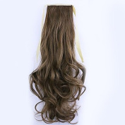 Gzhuang Human Hair Extensions Hair Extension , brown