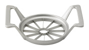 Mrs. Anderson's Baking Apple Pear Divider Corer Fruit Cutter Slicer, Non-Stick Stainless Steel, Cuts 12 Thin Wedges