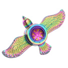 Rainbow Fly Eagle Spinner Fidget Metal Finger Spinner Relieve Stress Toy