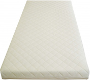 Mother Nurture Quilted Fibre Cot Bed Mattress