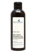 argentum plus - Silver-MSM Seb Derm Shower Gel and Body Wash 200 ml