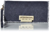 ZAC Zac Posen Earthette Wristlet, Tide