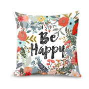 Gallity Halloween Pillow Cases Linen Sofa Pumpkin Ghosts Cushion Cover Throw Pillow Case Covers Decorative Cushion Cover For Sofa Home Decor