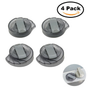 Eonmir Stove Knob Covers Universal Kitchen Safety Stove Knob Locks For Baby,Children