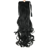 Gzhuang Human Hair Extensions Synthetic Hair Extension