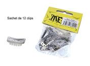 Mezzo Comb – Mini Piece Medium Model X12 3 cm. Mezzo