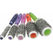 Pack Professional Ceramic Round Brush