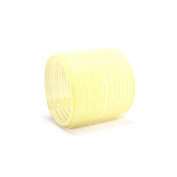 Maxi Mezzo Hook and loop Rollers Yellow 65 mm x6