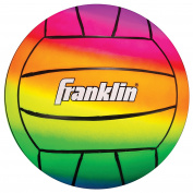Franklin Sports PVC Vibe Playground Volleyball, 22cm