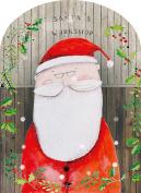 Real & Exciting Designs- 'Santas Workshop' Advent Calendar
