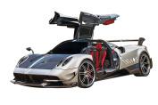 MONDO TOYS Rc Cars Pagani Huayra Bc 1