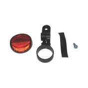 Cyclists' Choice Tf-203A Red Rear Reflector Tf-18-1 27.2 Post Clm