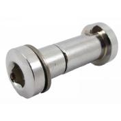 Cyclists' Choice Tl-301 Steel Allen Head Seat Pin 8X21Mm
