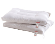 Pillow, can be washed / stereotypes pillow / Protect the cervical spine/ super soft care / two 48x74cm