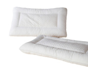 Cotton Cassia Pillow, Adult / Groove Design / Protect the cervical spine /one 69x44cm