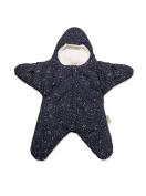 ORIGINAL Baby Bites - BLUE sleeping bag, CONSTELLATION lining - WINTER version