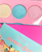 Beauty Creation three shades of sweet glow. it is scented with candy!