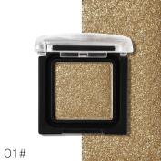RNTOP Shimmer Glitter Eye Shadow Powder Palette Matte Eyeshadow Cosmetic Makeup Kit
