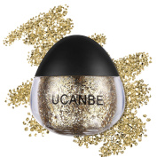 UCANBE Cream Glitter Gel for Body and Face, 20ml