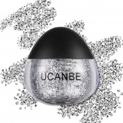 UCANBE Snot Glitter Gel for Body and Face, 190ml