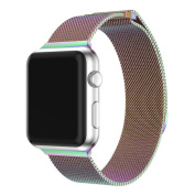 Apple Watch Band,Sunfei Milanese Stainless Steel Magnetic Watch Band for Apple Watch Series 3 42MM/38MM