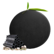 Handmade Bamboo Charcoal Deep Cleansing Whitening Soap Skin Care Natural For All Types of Skin