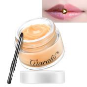 Sleeping Lip Mask Balm, Ochine Lip Treatment Shea Butter Honey Vitamin E Overnight Lip Mask Moisturising