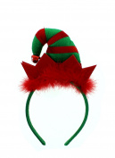 Zac's Alter Ego Christmas Headband/ Head Bopper