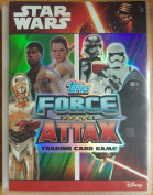 Force Attax Star Wars the Force Awakens Complete Base Set of 160 cards
