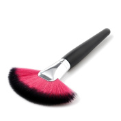 SMILEQ New Makeup Large Fan Blush Face Powder Foundation Cosmetic Brush