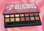 W7 Delicious Eye Colour Palette, 11.2 g, 14-Piece