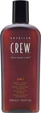 American Crew Classic 3-in-1 250 ml