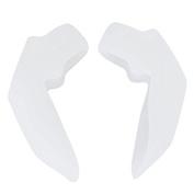 Arpoador 2 x Gel Bunion Protector Toe Corrector Straightener Alignment Separator Spreader